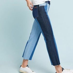 7 For All Mankind Jeans - 7 For All Mankind Ali High-Rise Cropped Flare Jean